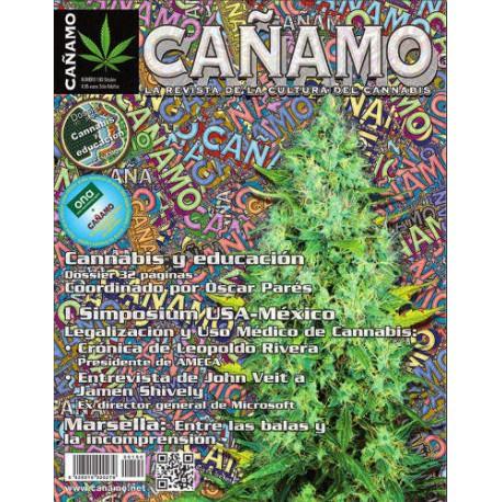 Revista Cáñamo 190