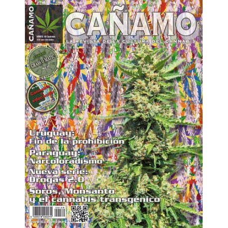 Revista Cáñamo 189