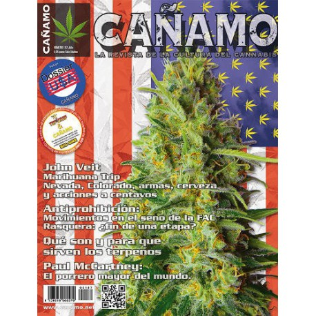 Revista Cáñamo 187