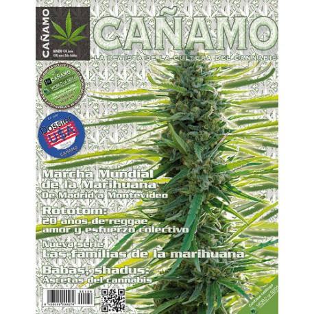 Revista Cáñamo 186
