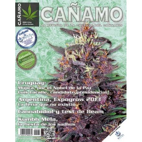 Revista Cáñamo 185