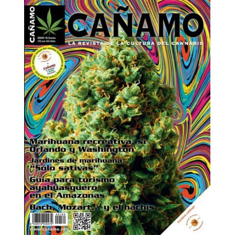 Revista Cáñamo 180