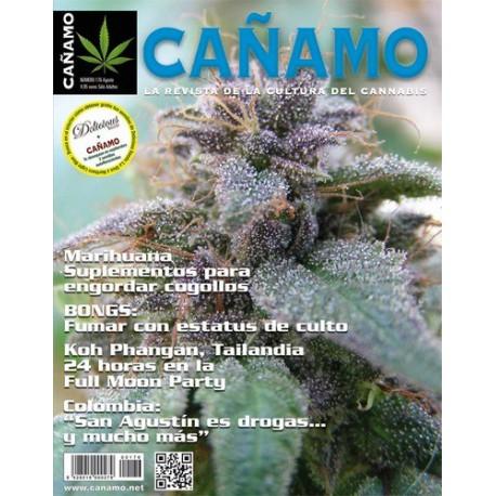 Revista Cáñamo 176