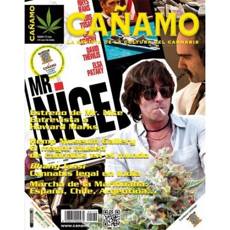Revista Cáñamo 174