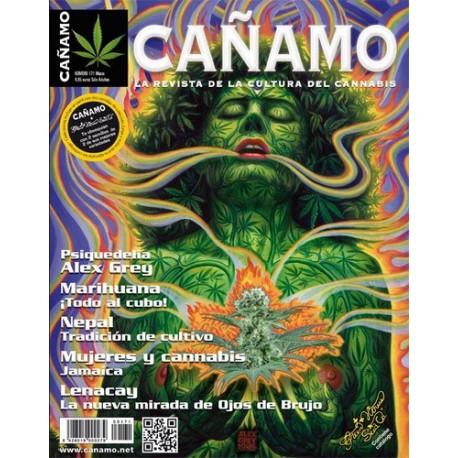 Revista Cáñamo 171