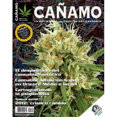 Revista Cáñamo 170