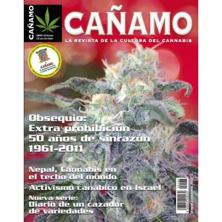 Revista Cáñamo 168