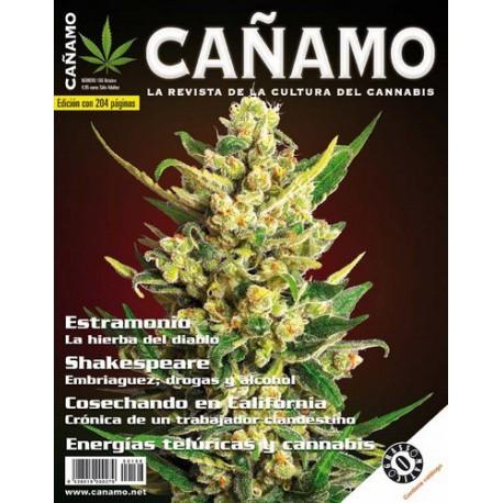 Revista Cáñamo 166