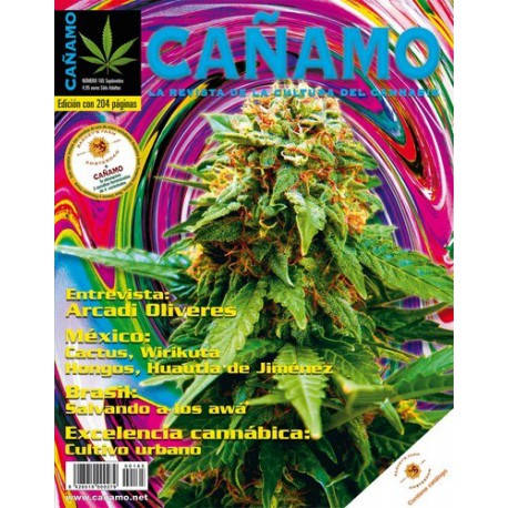 Revista Cáñamo 165