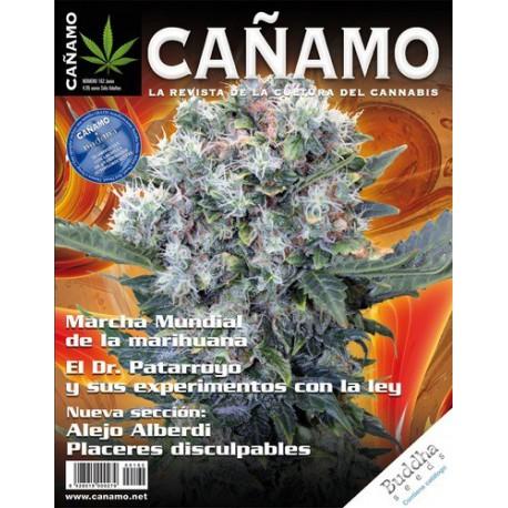 Revista Cáñamo 162