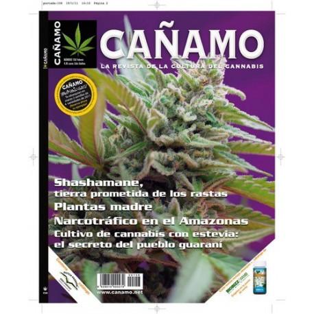 Revista Cáñamo 158
