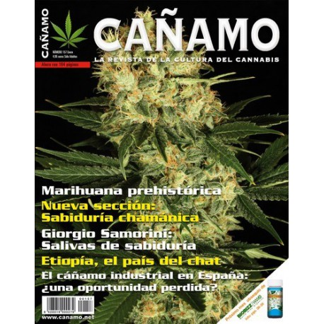 Revista Cáñamo 157