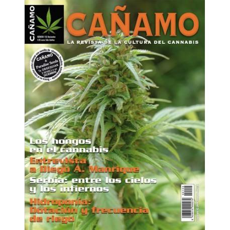 Revista Cáñamo 155