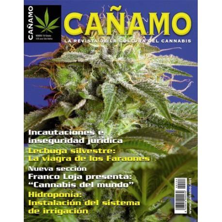 Revista Cáñamo 154