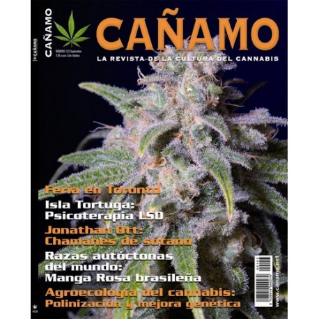 Revista Cáñamo 153