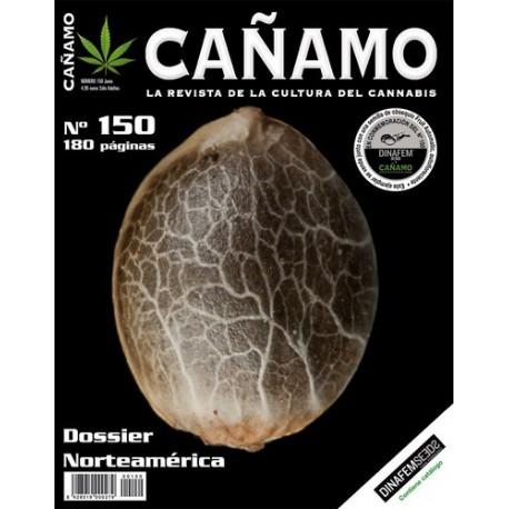Revista Cáñamo 150