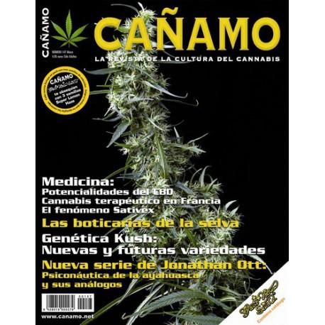 Revista Cáñamo 147