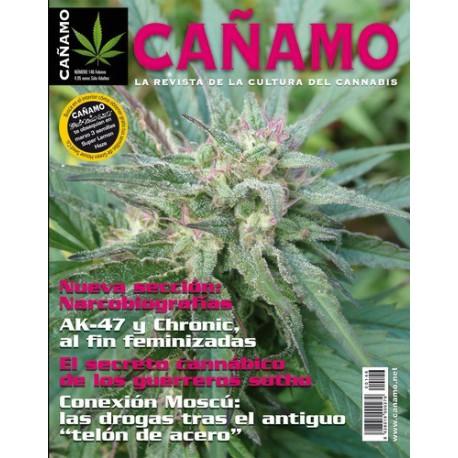 Revista Cáñamo 146