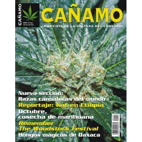 Revista Cáñamo 142