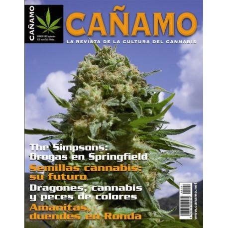 Revista Cáñamo 141