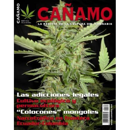 Revista Cáñamo 139