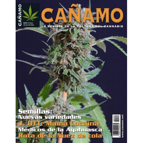 Revista Cáñamo 134