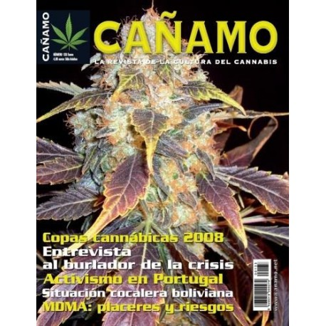 Revista Cáñamo 133