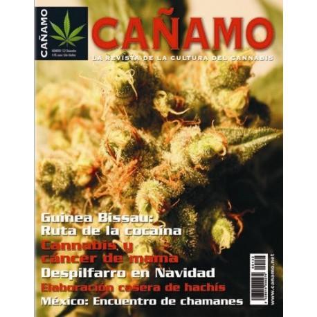 Revista Cáñamo 132