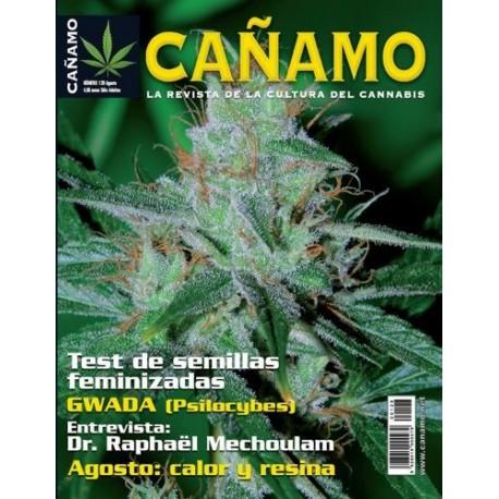 Revista Cáñamo 128