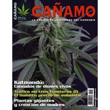 Revista Cáñamo 122