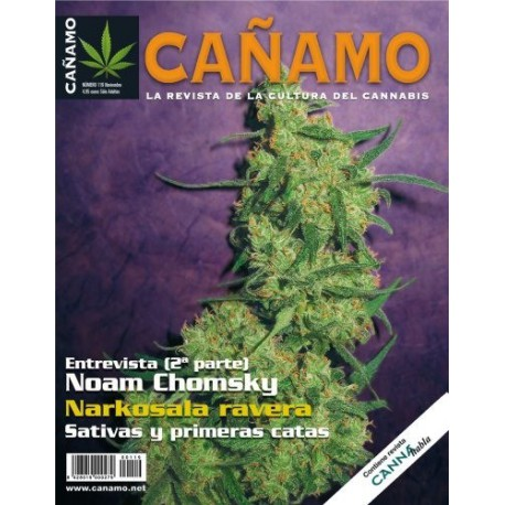 Revista Cáñamo 119