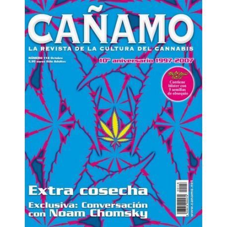 Revista Cáñamo 118