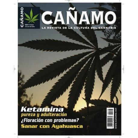 Revista Cáñamo 116