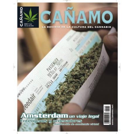 Revista Cáñamo 115