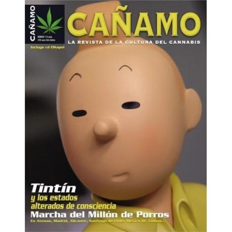 Revista Cáñamo 114