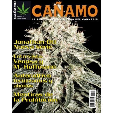 Revista Cáñamo 112