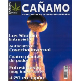 Revista Cáñamo 108