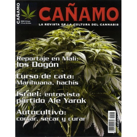 Revista Cáñamo 106