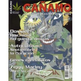Revista Cáñamo 105
