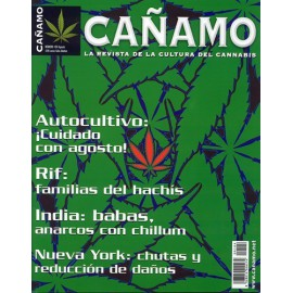Revista Cáñamo 104