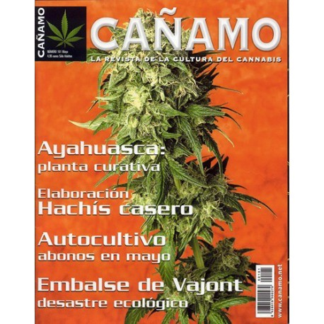 Revista Cáñamo 101