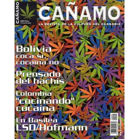Revista Cáñamo 099