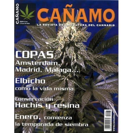 Revista Cáñamo 097