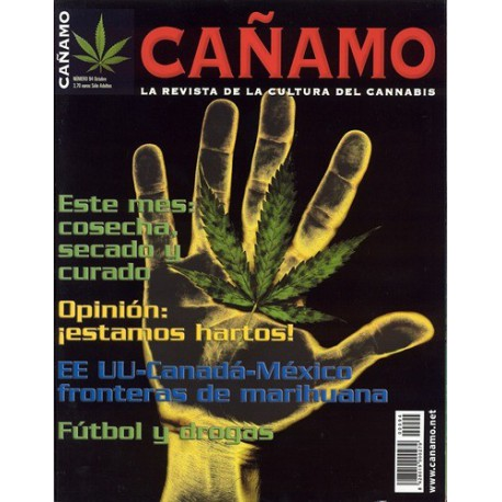 Revista Cáñamo 094