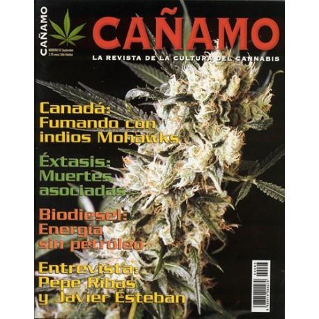 Revista Cáñamo 093