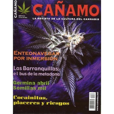 Revista Cáñamo 088