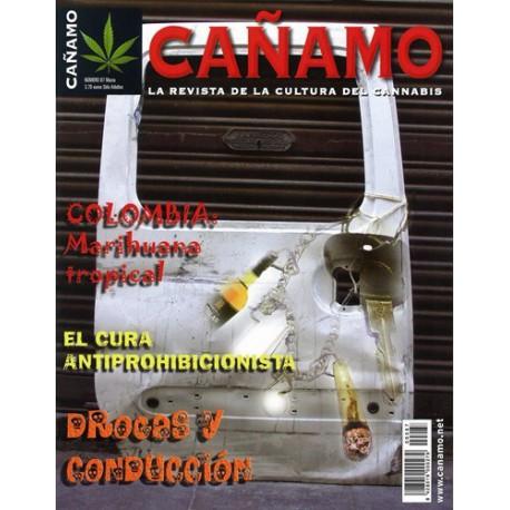 Revista Cáñamo 087