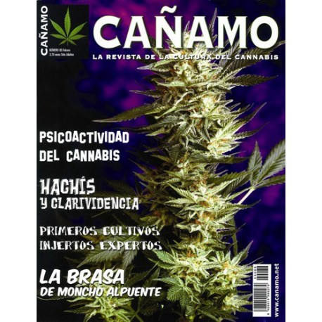 Revista Cáñamo 086