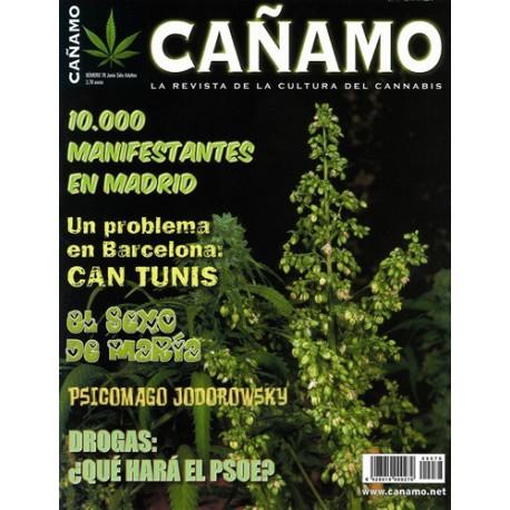 Revista Cáñamo 078