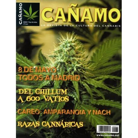 Revista Cáñamo 077